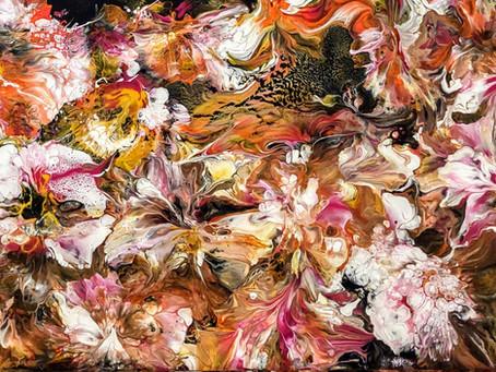 Paintings by Janine Pickett