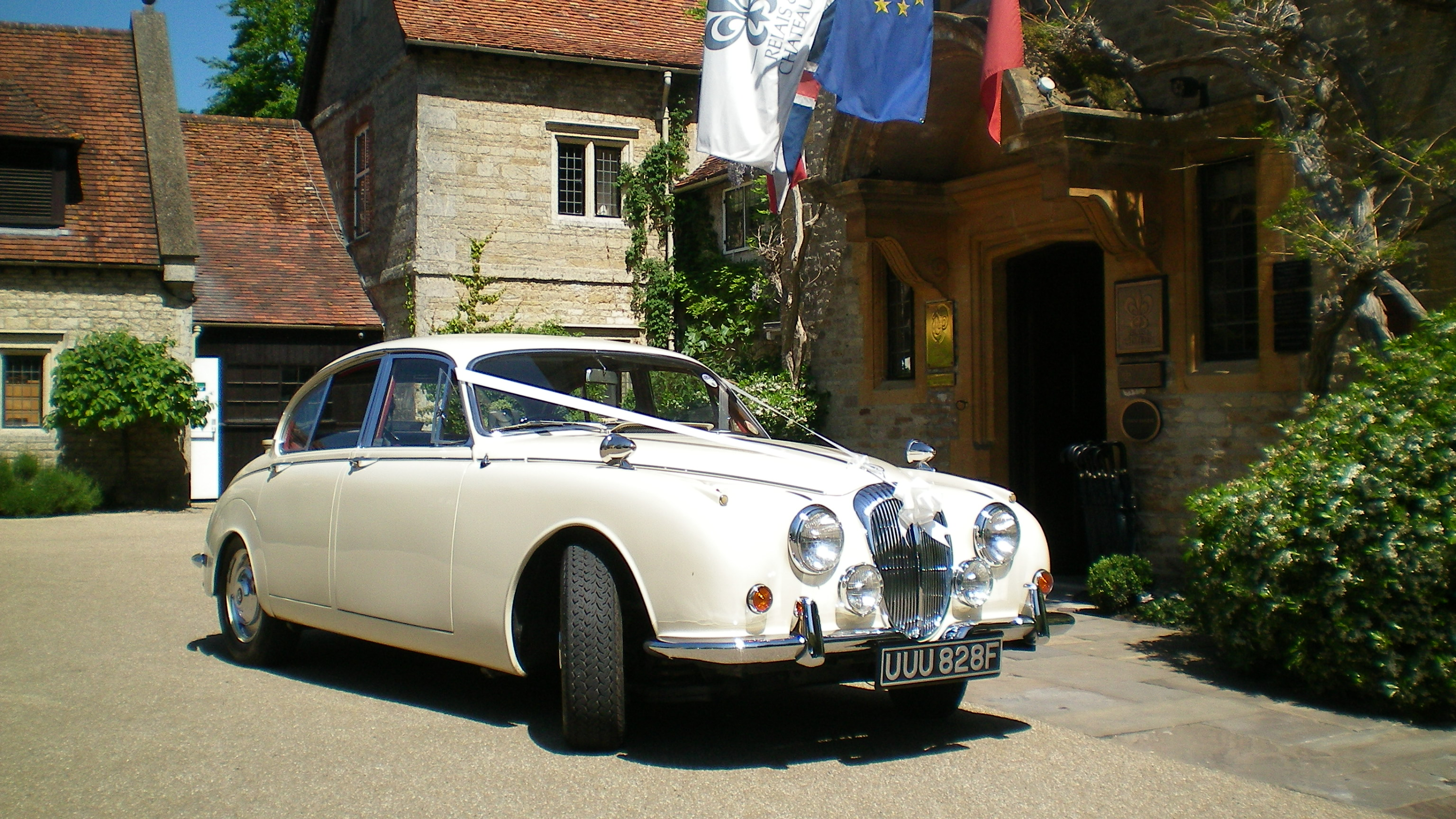 Le Manoir Wedding Car