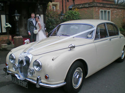 Daimler at Cantley House Hotel