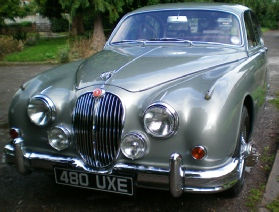 Oxford Wedding Car