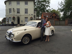 Daimler at the Red Lion Henley
