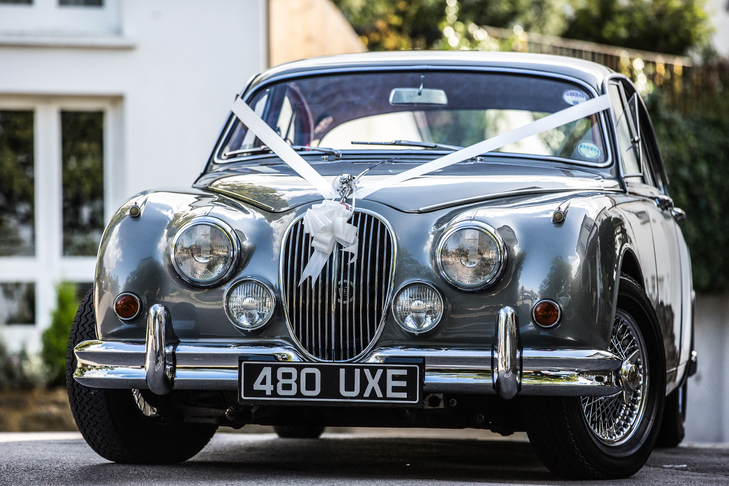 Henley Wedding Cars Classic Jaguar Wedding Cars Oxford, Berks & Bucks