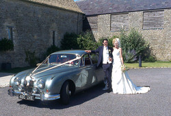 Jag at Cassington Barn
