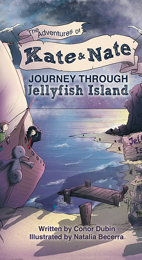 Journey Through Jellyfish Island
