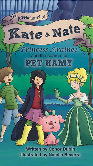 Princess Arainee & the search for Pet Hamy