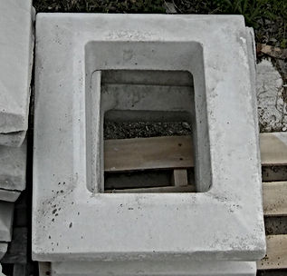 Rectangle Chimney Cap