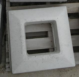 Square Chimney Cap