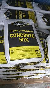 Sakrete, Brixment, Lime, Calcium Chloride, CACL, Concrete Mix, Mortor Mix