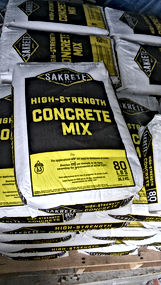 Sakrete, Brixment, Lime, Calcium Chloride, CACL, Concrete Mix, Mortor Mix