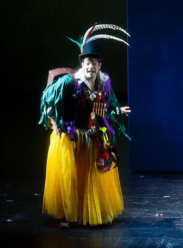 Philippe Spiegel, Papageno, Die Zauberflöte