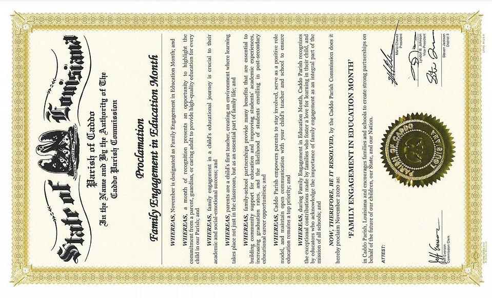 Caddo proclamation.JPG