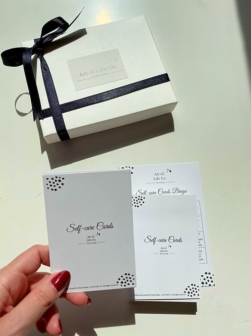 Self-care Card Deck