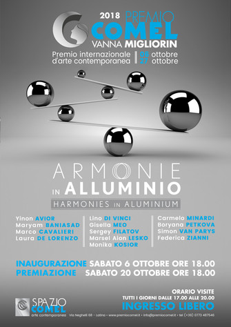 Premio COMEL VII edizione: Armonie in Alluminio