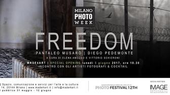 FREEDOM Pantaleo Musarò | Diego Pedemonte