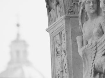 Flash urbani - Visioni in Ara Pacis -  Roma