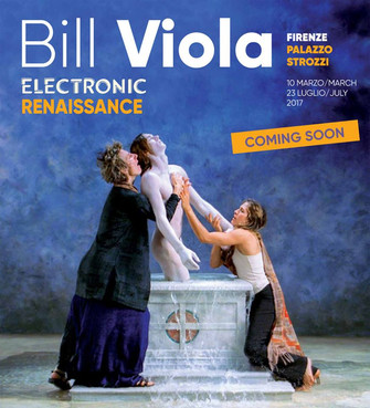 Bill Viola - Electionic Reinaissance