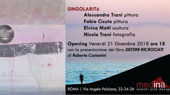 Singolarità. Collettiva d'Arte Contemporanea