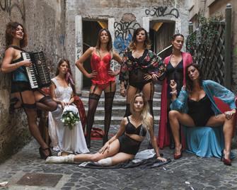 Sipari - Le Dissolute Assolte - Le amanti di Don Giovanni