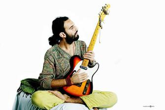 Francesco Mascio (chitarrista) ad Estrazione/Astrazione