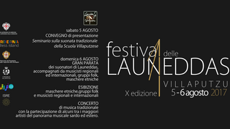 Festival delle Launeddas 2017 Villaputzu