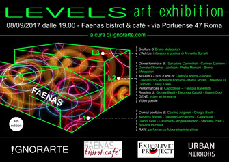 LEVELS ART EXHIBITION - 4th edition