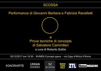 SCOSSA - Giovanni Barbera e Fabrizia Ranelletti