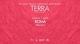 LE LUCI DELLA CENTRALE ELETTRICA - TERRA TOUR - Roma