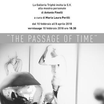 Antonio Finelli - THE PASSAGE OF TIME
