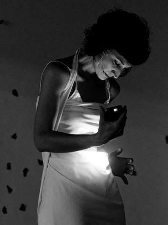 Barbara Pinchi (poeta) ad Estrazione/Astrazione