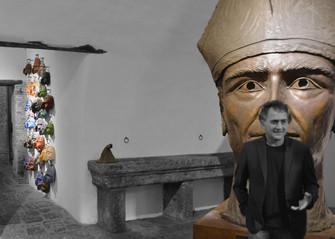 L'ARTE E LA CITTA' - AL PALAZZO DELLE ARTI A NAPOLI LE FOTO DI CALABRESE