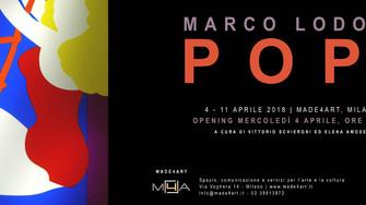 Marco Lodola -POP!