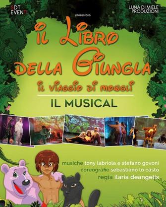 Il Libro della Giungla. Il viaggio di Mowgli