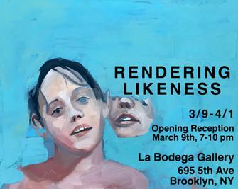 Arte - Rendering Likeness