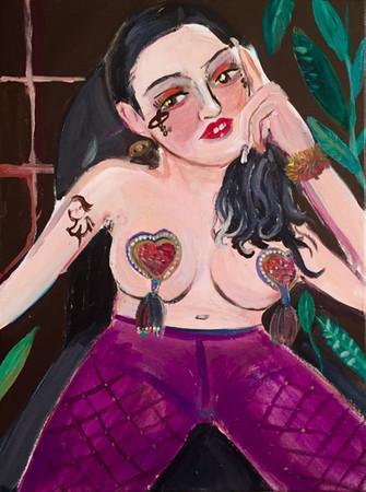 Intervistare l'Arte - Silvia Argiolas