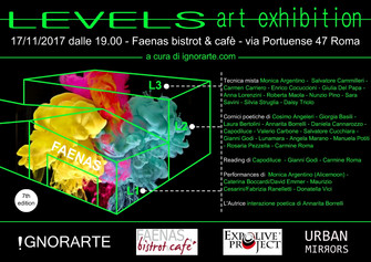LEVELS art exhibition - 7th edition