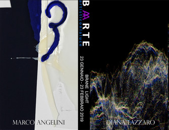 MARCO ANGELINI | DIANA LAZZARO Brane Light