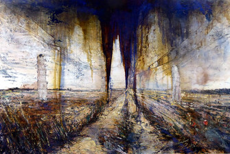 On top - Anselm Kiefer - Redtree times