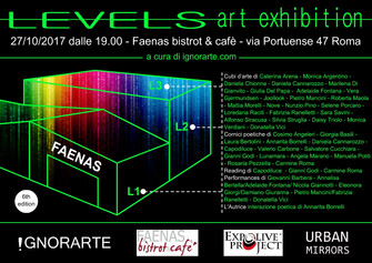 LEVELS art exhibition - 6th edition