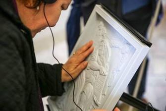 CONTATTO: Toccare la Pittura di Caravaggio, Raffaello e Correggio // Museo di Roma a Palazzo Braschi