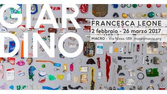 Giardino di Francesca Leone at Museo Macro