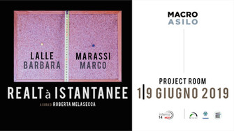 Barbara Lalle - Marco Marassi Realtà Istantanee