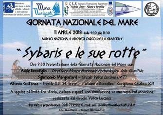 Giornata nazionale del Mare Sybaris e le sue rotte