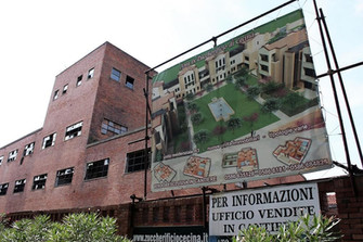 Flash urbani - Zuccherificio abbanonato Cecina