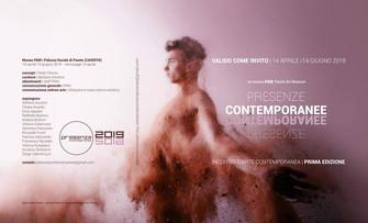 PRESENZE CONTEMPORANEE – evento d'arte contemporanea