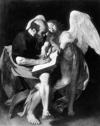Storia dell'arte - La Cappella Contarelli