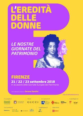 La straordinaria risposta di Firenze per il festival l'Eredità delle Donne