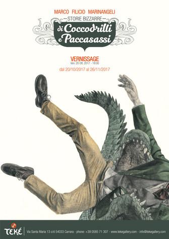Storie bizzarre di Coccodrilli e Paccassassi diMarco Filicio Marinangeli