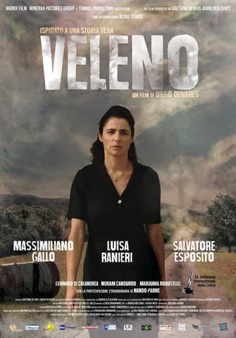 """Cinema - """"VELENO"""" AL MODERNISSIMO COL SUO CAST STELLARE DA RANIERI A ESPOSITO"""