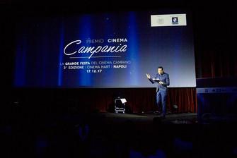 Cinema - Premio Cinema Campania 2017