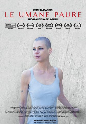 Cinema – Le Umane Paure – Monica Marioni